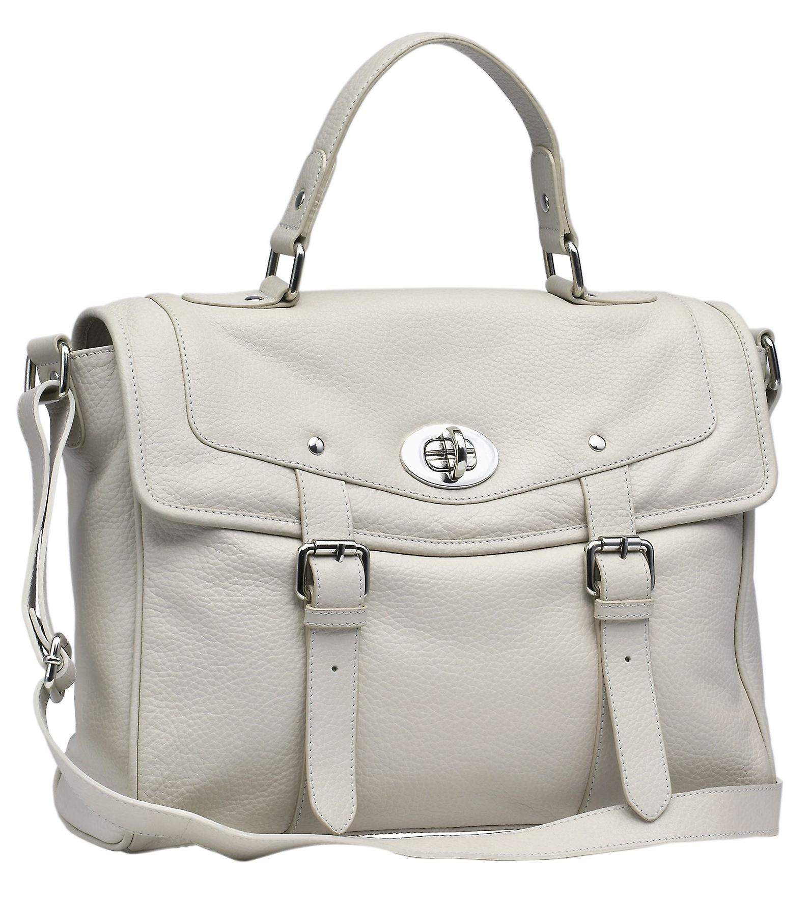 Burgmeister ladies bag T215-215B leather stone