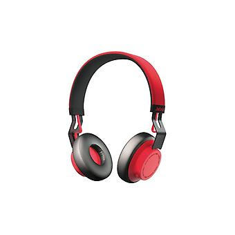 Jabra Move Wireless Stereo Bluetooth Headset Red