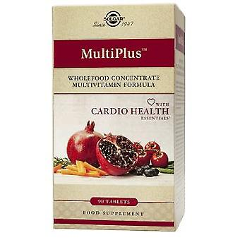 Solgar Cardio Multiplus 90 Tablets (Vitamins & supplements , Multinutrients)
