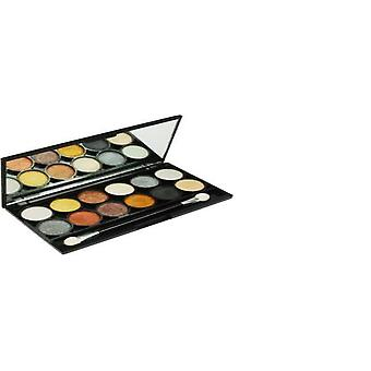 Technic Electric Eyes Palette -Metallix