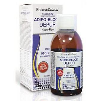 Prisma Natural Adipo Block Depur Hepa Ren 250Ml.