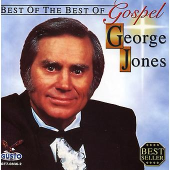 George Jones - Best of the Best of Gospel [CD] USA import