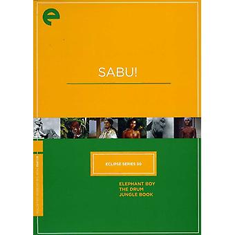 Eclipse-Serie 30 - Sabu [DVD] USA importieren