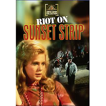 Rellen op de Sunset Strip [DVD] USA import