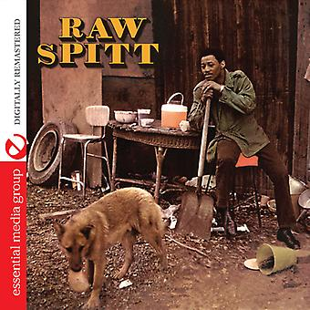 Spitt RAW - Raw Spitt [CD] USA importare