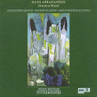 H. Abrahamsen - Hans Abrahamsen: /Walden/Wald/ [CD] USA import