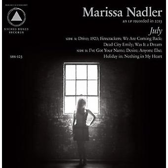 Marissa Nadler - juli [CD] USA import