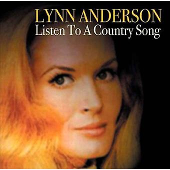 Lynn Anderson - Listen to a Country Song [CD] USA import