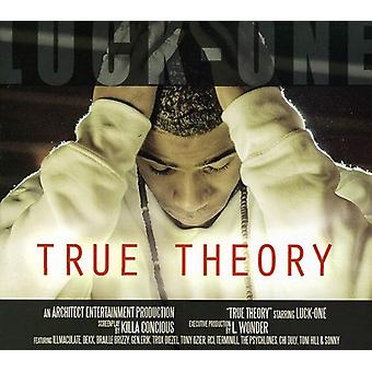Luck-One - True Theory [CD] USA import