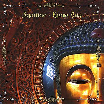 Superfloor - Kharma 赤ちゃん [CD] アメリカ インポートします。