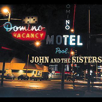John & søstre - John & søstre [CD] USA importerer