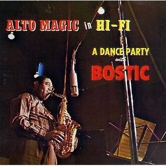 Earl Bostic - Alto Magic w import USA Hi-Fi [CD]