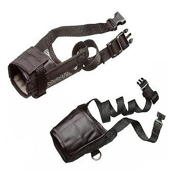 Camon Adjustable Nylon Muzzle Medium (Psy , Akcesoria spacerowe , Kagańce)