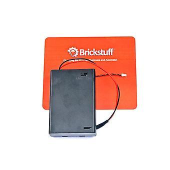 Brickstuff 3xAAA batteri til Brickstuff LEGO belysningssystem - SEED01