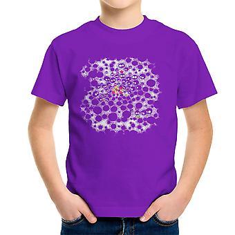 Sootballs Invasion Spirited Away Studio Ghibli Kid's T-Shirt