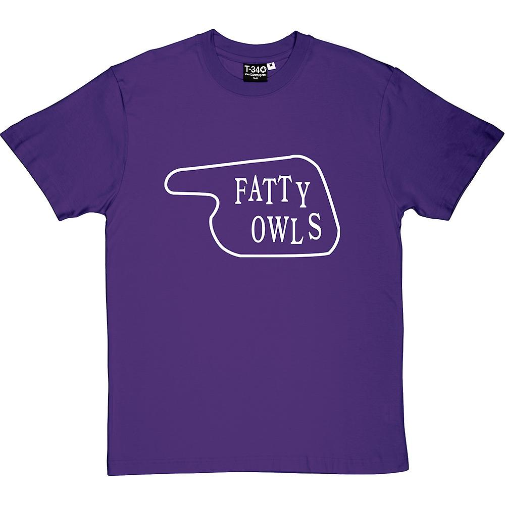 Fatty Owls Men's T-Shirt