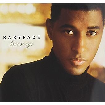 Babyface - Love Songs [CD] USA importeren