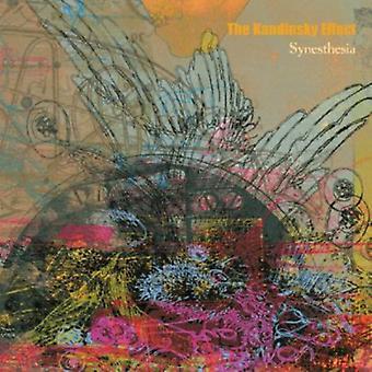 Kandinsky Effect - Synesthesia [CD] USA import