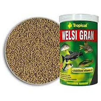 Tropical Great Welsi 300 Ml (Pesci , Mangime , Acqua calda)