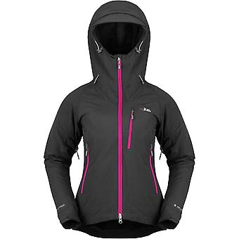 Rab Women's Vapour-Rise Jacket - Dark Shark