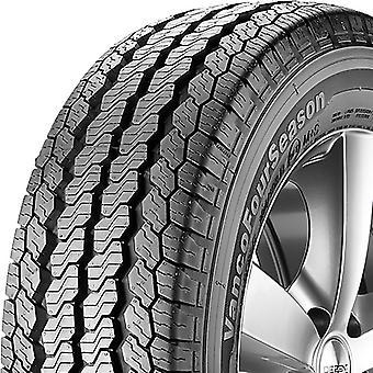 Neumáticos para todas las estaciones Continental VancoFourSeason ( 285/65 R16C 128N 10PR doble marcaje 123R )