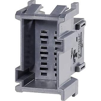 Socket enclosure - cable J-P-T Total number of pins 9 TE Connectivity 1-967626-4 Contact spacing: 5 mm 1 pc(s)