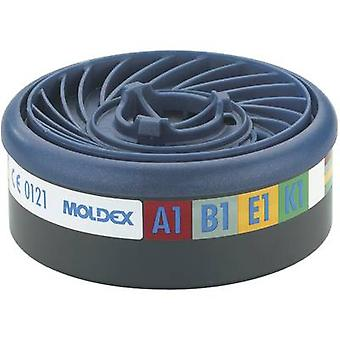Moldex Gas filter EasyLock® A1B1E1 940001 Filter class/protection level: A1B1E1