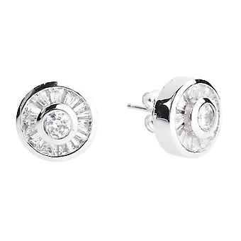 Sterling 925 Silver earrings - ELEGANCE 12 mm
