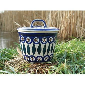 Wax pot with lid, ↑14 cm, Ø15 cm, tradition 10, BSN m-1948