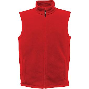 Regatta Mens Micro Wicking Quick Dry Microfleece Gilet / Bodywarmer