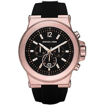ミハエル Kors ディラン メンズ クロノグラフ腕時計 MK8184
