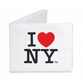 I Love NY Mighty Wallet, Bi-Fold Wallet di Dynomighty