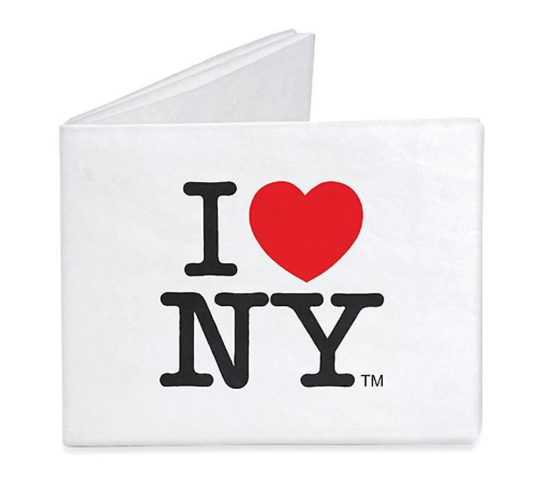 I Love NY Mighty Wallet, Bi-Fold Wallet by Dynomighty