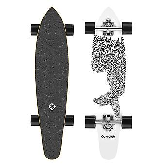 Street Surfing Longboard Kicktail 36