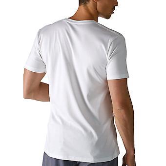 Mey Men 46507 Men's Dry Cotton Solid Colour Short Sleeve Top