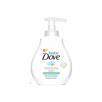 Dove Baby Head to Toe Wash Sensitive Moisture 200ml