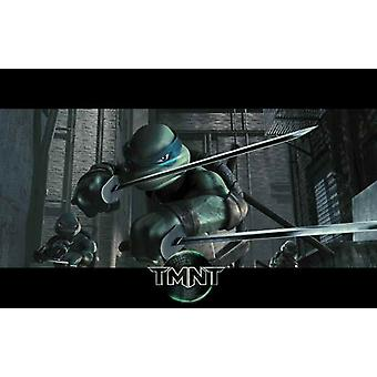 Poster do filme Teenage Mutant Ninja Turtles (11 x 17)