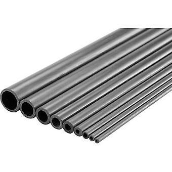 Carbon Pipe (Ø x L) 2.5 mm x 1000 mm Inside diameter: 1.5 mm