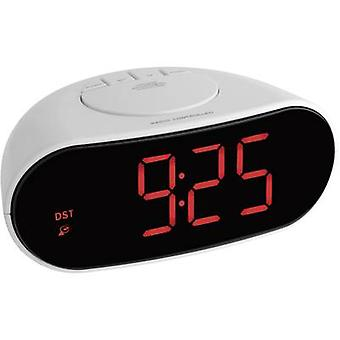 TFA 60.2505 Radio Alarm clock Light grey