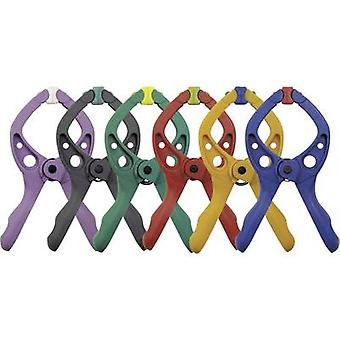 Wolfcraft 6 microfix - mini spring clamps 3420000