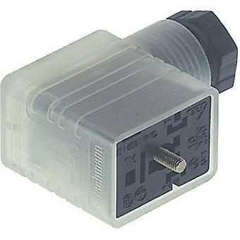 Hirschmann 934 460-002 GMNL 216 NJ LED 24 HH Contact Box With Functional Display Black Number of pins:2 + PE
