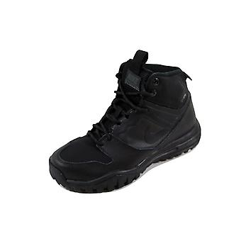 Nike Dual Fusion Hills Mid Black/Black-Anthracite 685621-020 Grade-School