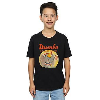Disney Boys Dumbo Flying Elephant T-Shirt