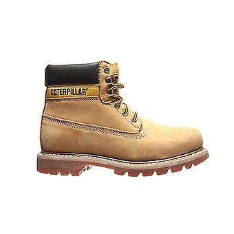 Caterpillar Colorado real leather boots W boots beige