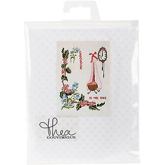May On Aida Counted Cross Stitch Kit-9.5