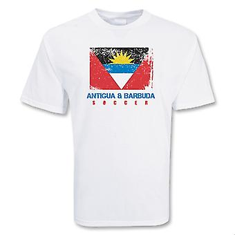 Антигуа футбол футболку