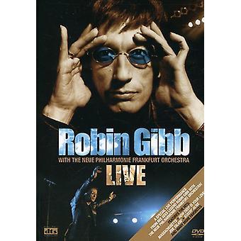 Robin Gibb - Live [DVD] USA import