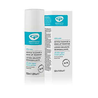 Green People Gentle Cleanse And Make-up Remover 50ml