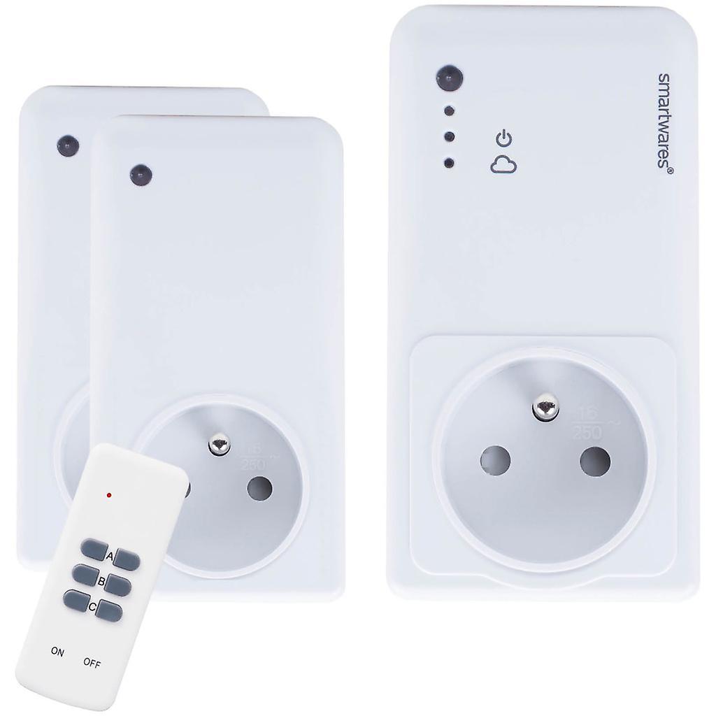 Smartwares 10.046.67 Smart Switch Set Wit