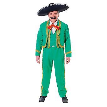 Hombre mexicano, cantante de Mariachi
